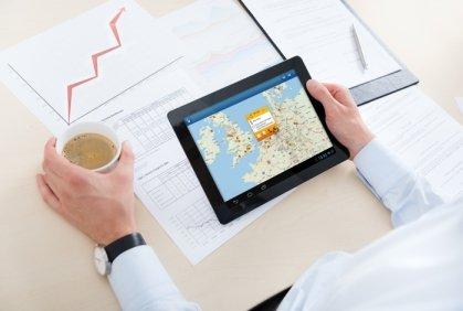 Planificador rutas de transporte