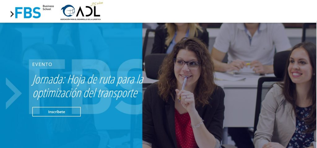 Jornada «Hoja de Ruta para la Optimización del transporte»