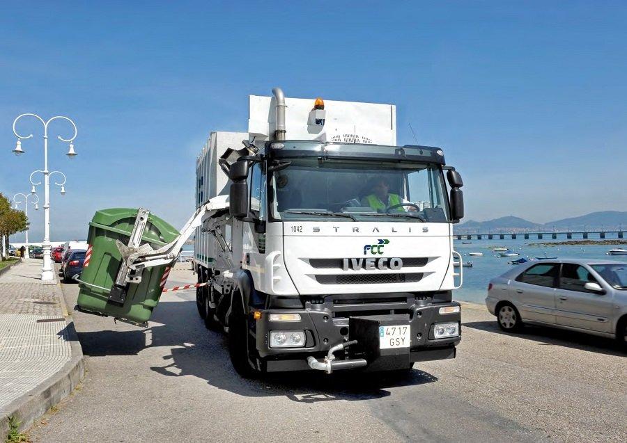 Software optimización de rutas de recogida de residuos