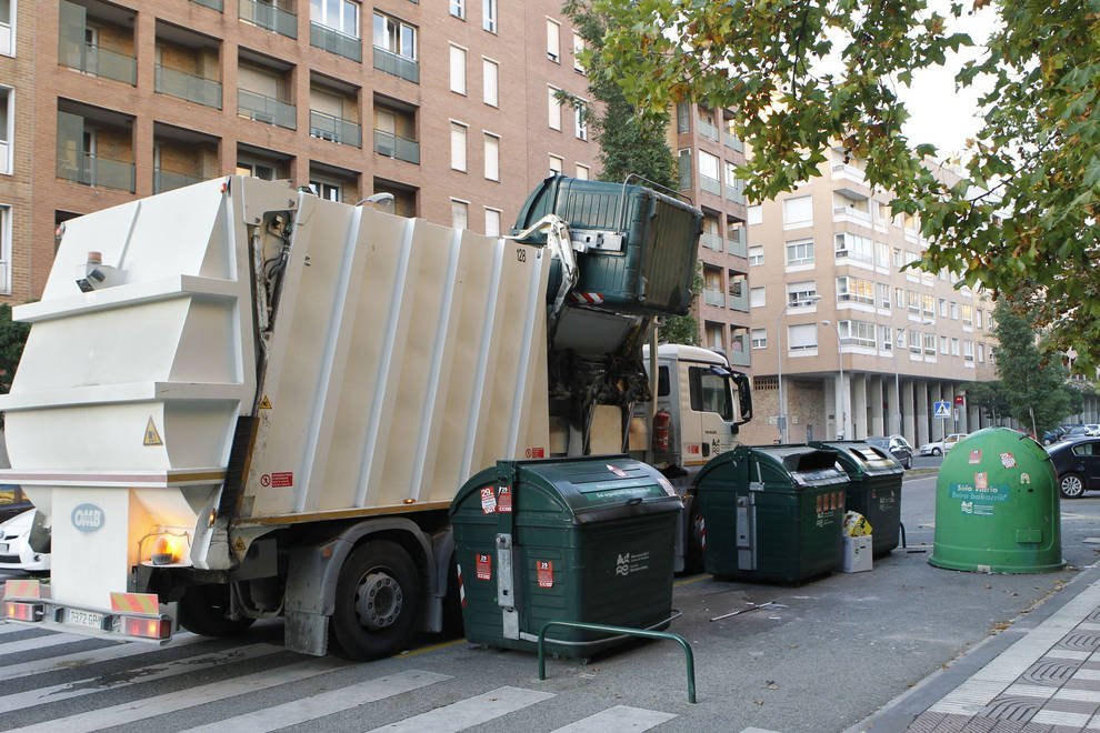 Software para rutas de recogida de residuos