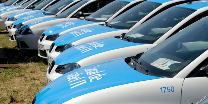 Gestionar eficientemente tu flota de vehículos